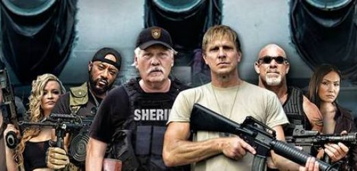 "Bill Goldberg to Debut ""Check Point"" Trailer at Santa Fe Comic-Con"