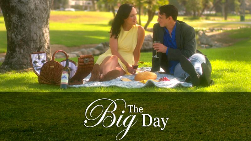 The Big Day-From Conception to Completion: Production-Melissa Izbicki