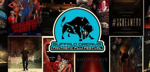 Christopher Oley Ray & Fred Olen Ray Awarded Special Awards at the Buffalo Dreams Fantastic Film Festival