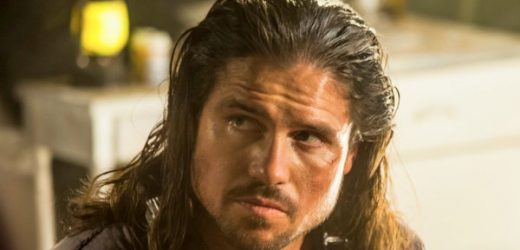 """WWE World Champion John Hennigan is Film's Next Action Hero in """"Never Leave Alive"""""""