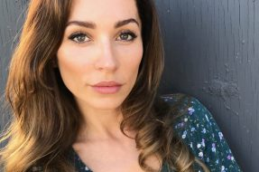 Carlotta Montanari is on National FX Network with American Crime Story