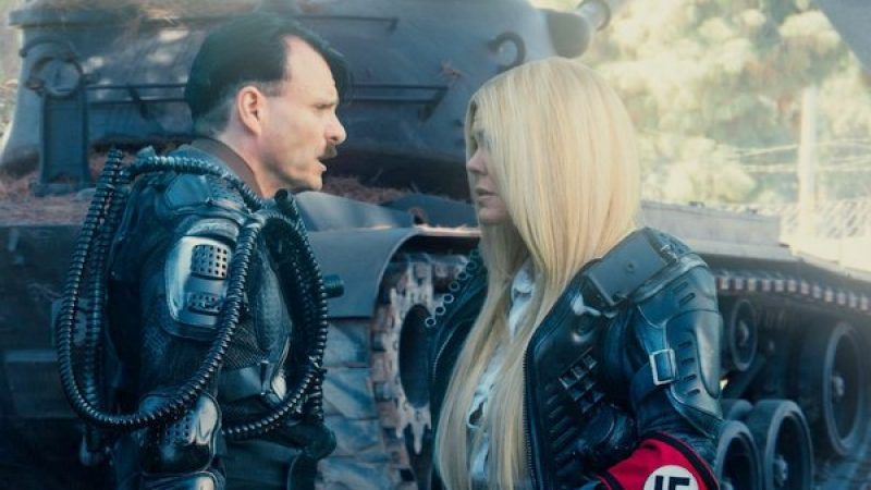 Tracey Birdsall talks about her role in Neil Johnson's, The Time War