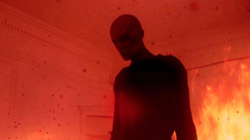 Luke Gietzen & Mark Robins' AntiHuman, a spellbinding sci-fi horror